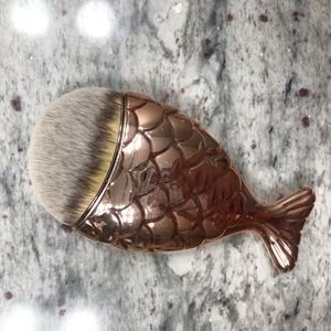 Other - BRAND NEW FISH TAIL MAKEUP BRUSH